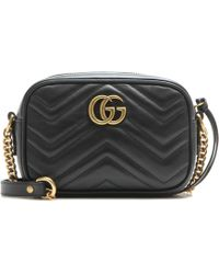 5c0dc599c327 Gucci Marmont - Women's Gucci Marmont Collection - Lyst