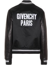Givenchy - Logo Varsity Jacket - Lyst