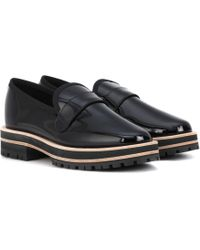 Repetto - Gaylor Patent Leather Loafers - Lyst