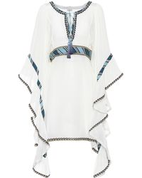 Talitha - Embroidered Dress - Lyst