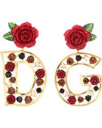 9e7cbb9ceafa Pendientes Dolce   Gabbana de mujer desde 241 € - Lyst