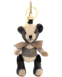 Burberry - Exclusive To Mytheresa. Com – Thomas Bear Charm - Lyst