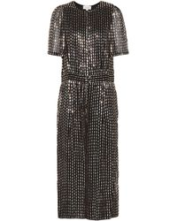 Temperley London - Verzierter Jumpsuit Mosaico - Lyst