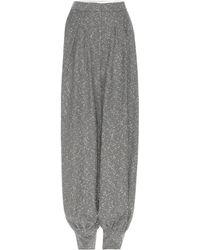 Stella McCartney - Knitted Wool Trousers - Lyst