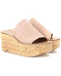Chloé - 30mm Camille Wedge - Lyst