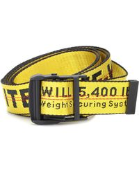 a88596f4d20c Off-White c o Virgil Abloh - Mini Industrial Belt - Lyst