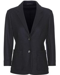 The Row - Haven Virgin Wool Jacket - Lyst