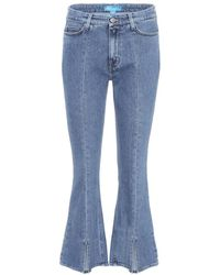 M.i.h Jeans - Jeans Marty cropped - Lyst