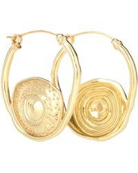 Ellery - Single Pop Hoop Earrings - Lyst
