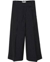 Monse | Cropped Wool Trousers | Lyst