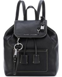 Marc Jacobs - The Bold Grind Leather Backpack - Lyst