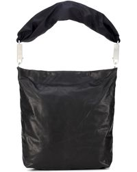 Rick Owens - Mail Bag Leather Shoulder Bag - Lyst