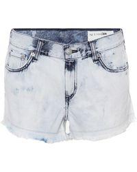 Rag & Bone - Denim Cut-off Shorts - Lyst