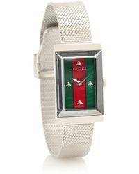 Gucci - Reloj G-Frame - Lyst