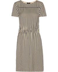 A.P.C. - Key West Striped Dress - Lyst