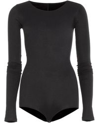 Rick Owens - Long-sleeved Body - Lyst