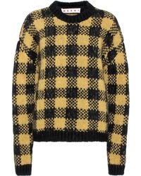 Marni | Alpaca And Wool-blend Sweater | Lyst