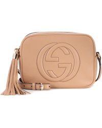 8a5a389fc56 Lyst - Gucci Soho - Gucci Soho Bags