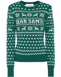 Philosophy Di Lorenzo Serafini - Dear Santa Virgin Wool Sweater - Lyst