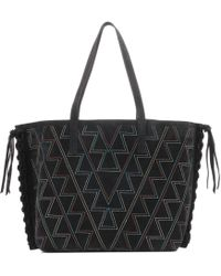 Isabel Marant - Otehis Suede Shopper - Lyst