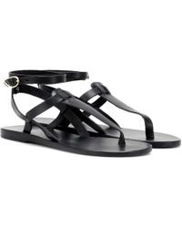 Ancient Greek Sandals - Estia Leather Sandals - Lyst