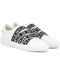 Givenchy - Sneakers 4G aus Leder - Lyst