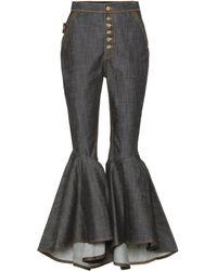Ellery - Hysteria Raw Denim Jeans - Lyst
