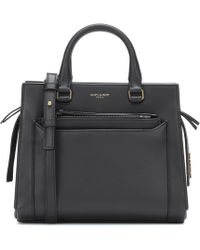 Saint Laurent - Baby East Side Leather Tote - Lyst