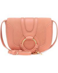 See By Chloé - Hana Mini Leather Shoulder Bag - Lyst