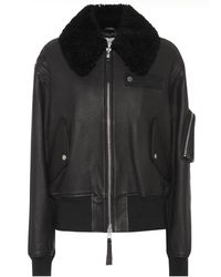 Public School - Guilia Leather Jacket - Lyst