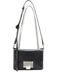 Jimmy Choo - Rebel Soft Mini Leather Shoulder Bag - Lyst