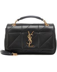 Saint Laurent - Jamie Small Leather Shoulder Bag - Lyst