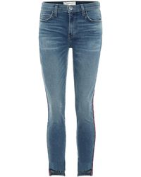 Current/Elliott - The Stilleto Skinny Jeans - Lyst