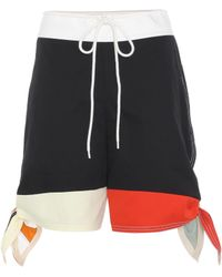 Chloé - Shorts aus Baumwolle - Lyst