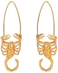 Givenchy - Scorpion Earrings - Lyst