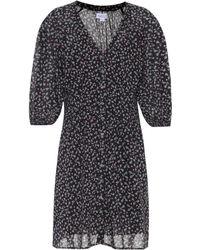 Velvet - Mimi Printed Cotton Dress - Lyst