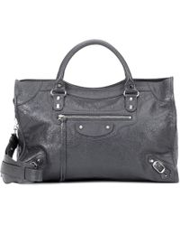 Balenciaga - Classic City Medium Leather Tote - Lyst