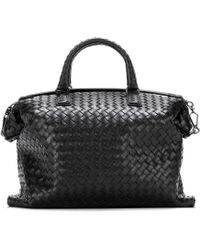 Bottega Veneta - Intrecciato Leather Tote - Lyst