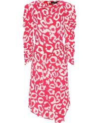 Isabel Marant - Carley Printed Dress - Lyst