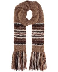 Brunello Cucinelli - Mohair And Wool-blend Scarf - Lyst