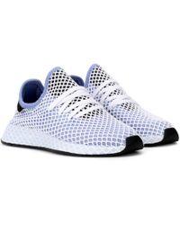adidas Originals - Deerupt Runner Knitted Sneakers - Lyst