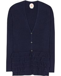 Jardin Des Orangers - Wool And Cashmere Cardigan - Lyst
