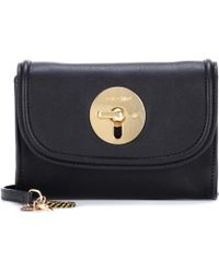 See By Chloé - Mini Hana Leather Shoulder Bag - Lyst