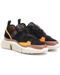 Chloé - Esclusiva per Mytheresa - Sneakers Sonnie - Lyst