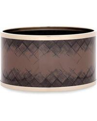 Bottega Veneta - Bracelet en métal - Lyst