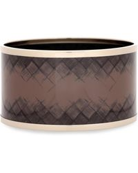 Bottega Veneta - Steel Bangle - Lyst
