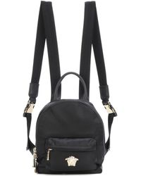 Versace - Palazzo Mini Nylon Backpack - Lyst