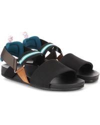 Fendi - Colibrì Sandals - Lyst
