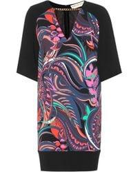 Emilio Pucci | Printed Dress | Lyst