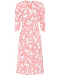 Altuzarra - Pia Floral-printed Dress - Lyst